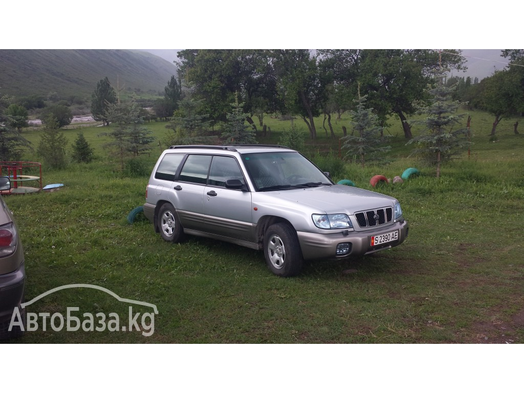 Subaru Forester 2001 года за ~349 700 сом