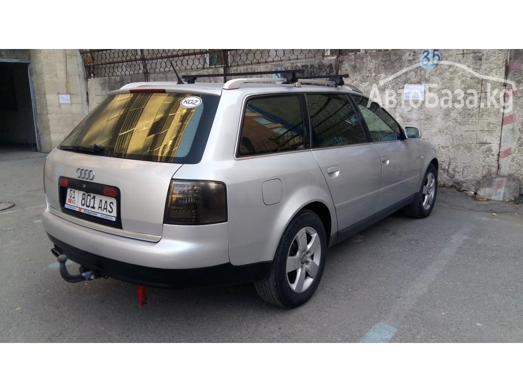 Audi A6 2002 года за ~328 700 сом
