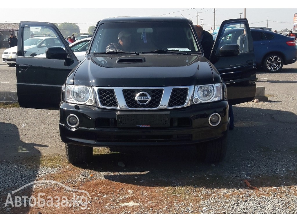 Nissan Patrol 2007 года за ~1 244 800 сом