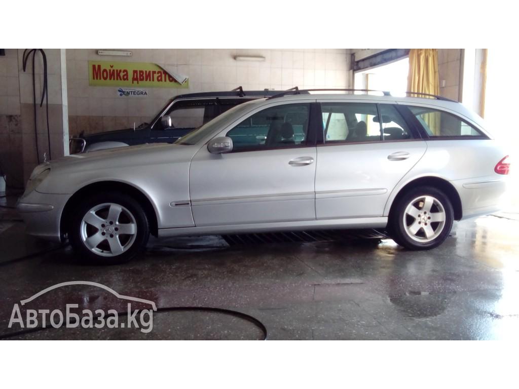Mercedes-Benz E-Класс 2004 года за ~559 500 сом