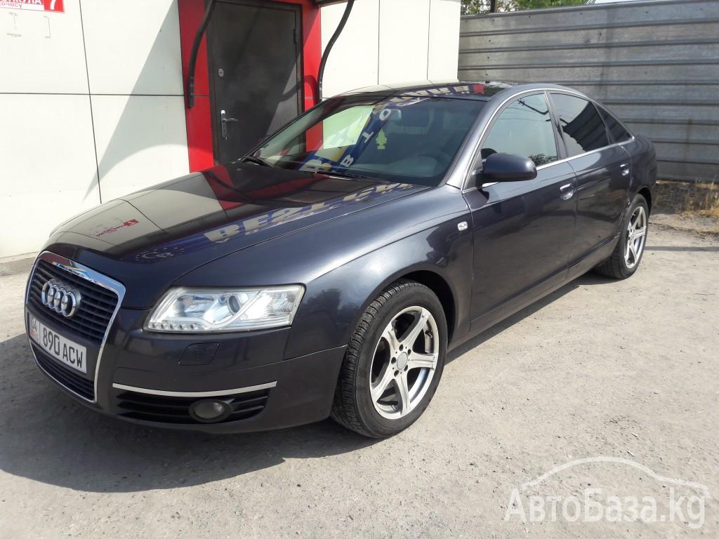 Audi A6 2005 года за ~367 700 сом
