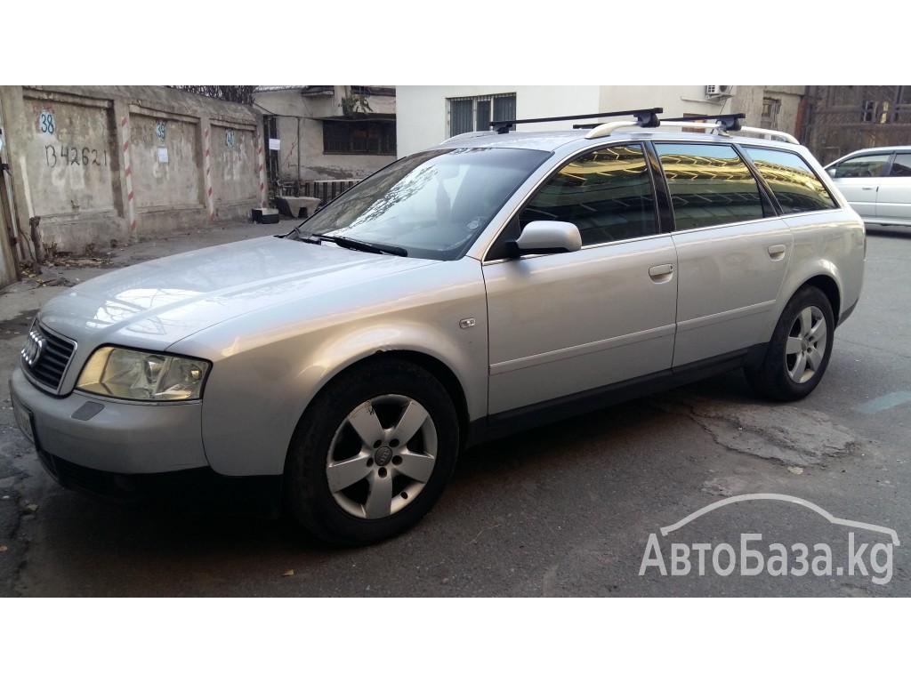 Audi A6 2002 года за ~385 300 сом