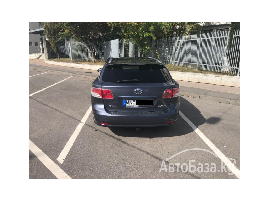 Toyota Avensis 2009 года за ~839 000 сом