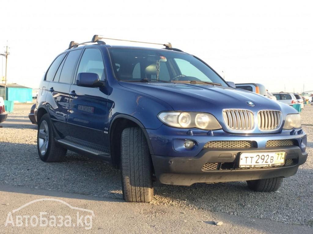 BMW X5 2006 года за ~965 100 сом