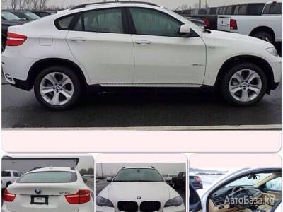 Продажа BMW X6 2014 года в Бишкеке - №19065: цена ~5 244 800 сом