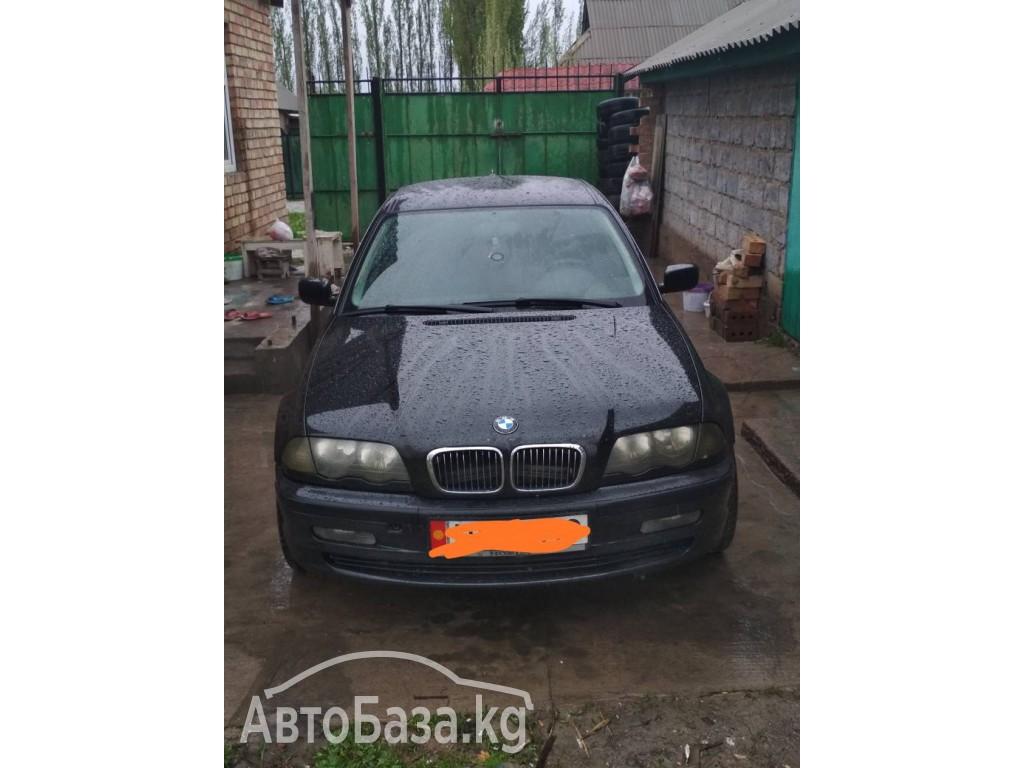 Фотография объявления BMW 3 серия 1999 года за ~244 800 сом в