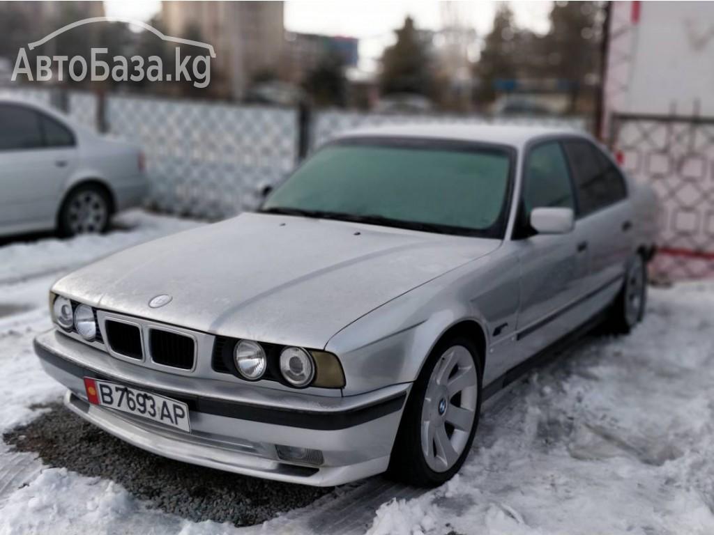 Фотография объявления BMW 5 серия 1994 года за ~244 800 сом в