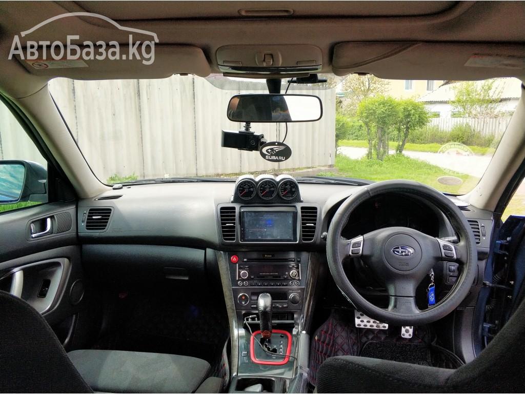 Subaru Legacy 2004 года за ~454 600 сом