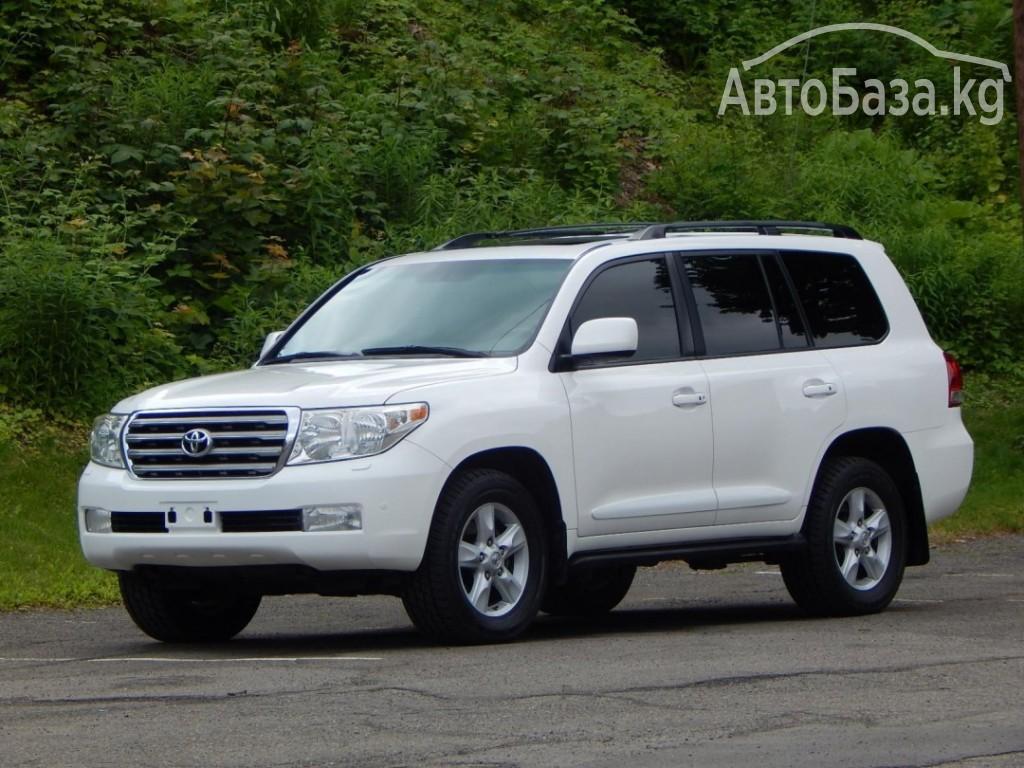 Toyota Land Cruiser 2008 года за ~1 783 300 сом