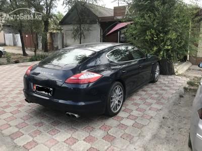 авто в кыргызстане porsche panamera