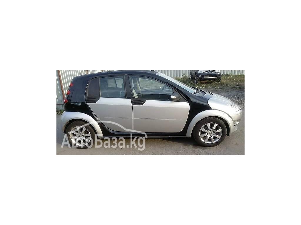 Smart Forfour 2006 года за ~294 200 сом