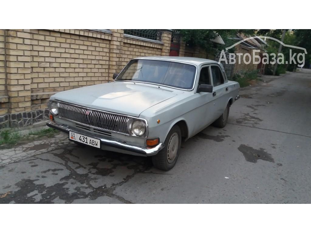 ГАЗ 24 Волга 1992 года за 105 000 сом