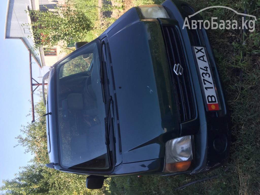 Suzuki Wagon R 1999 года за ~144 100 сом