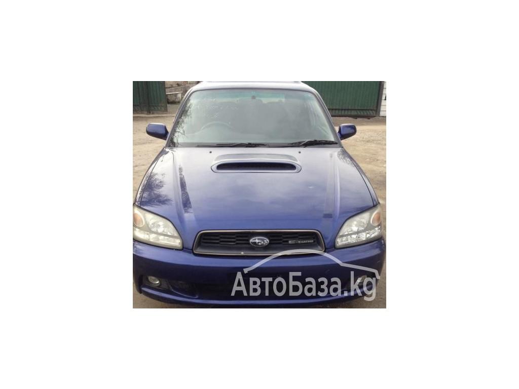 Subaru Legacy 2003 года за ~353 000 сом