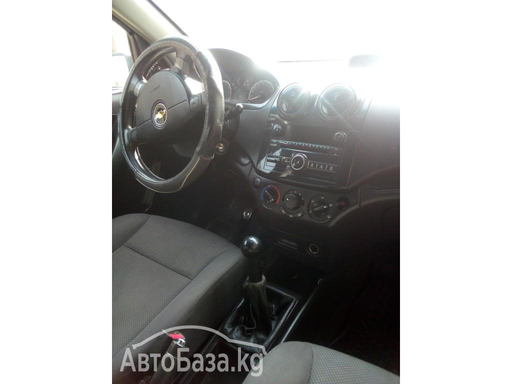 Chevrolet Aveo 2007 года за 170 000 сом