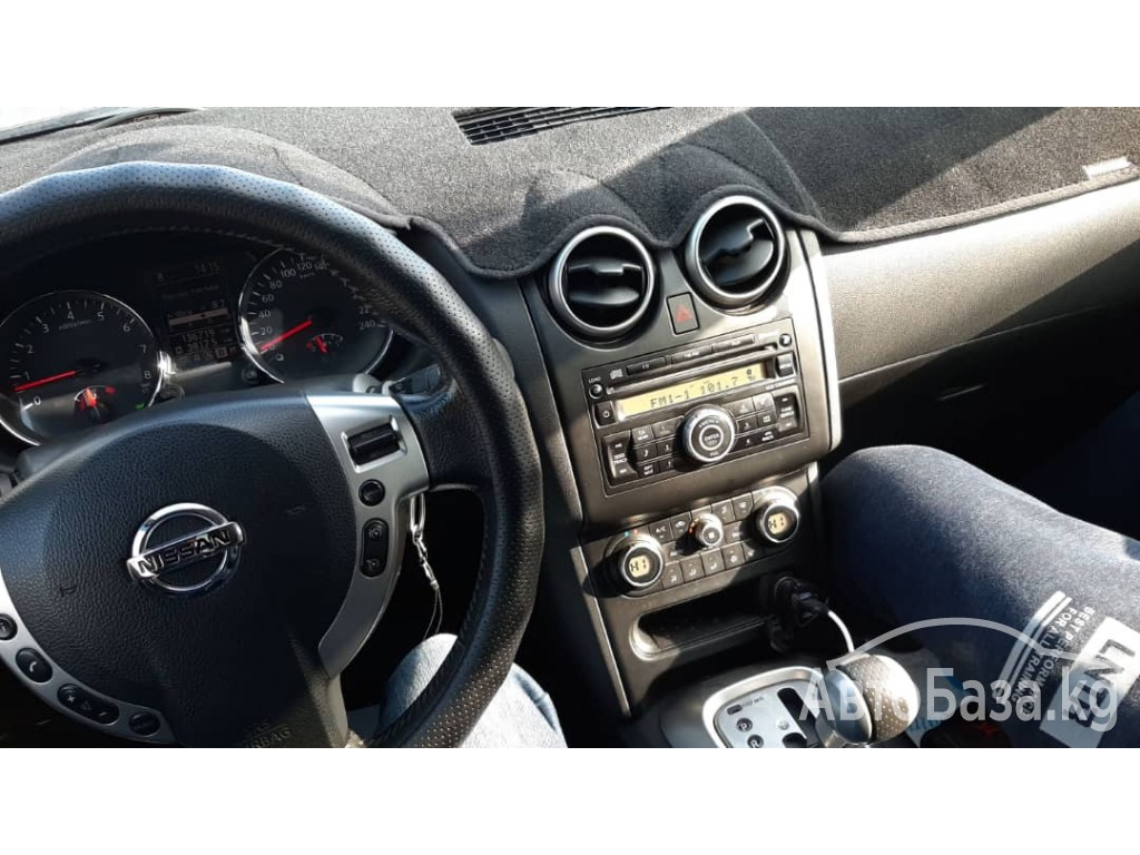 Nissan Qashqai 2010 года за ~846 200 сом