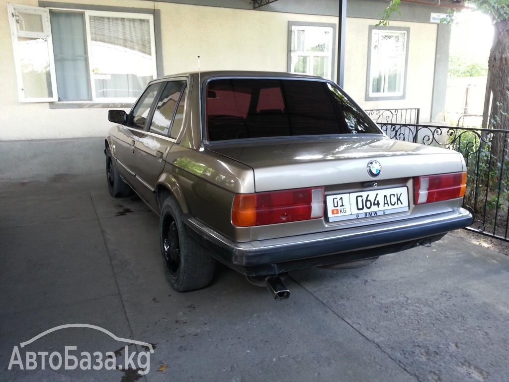 BMW 3 серия 1985 года за ~111 900 сом