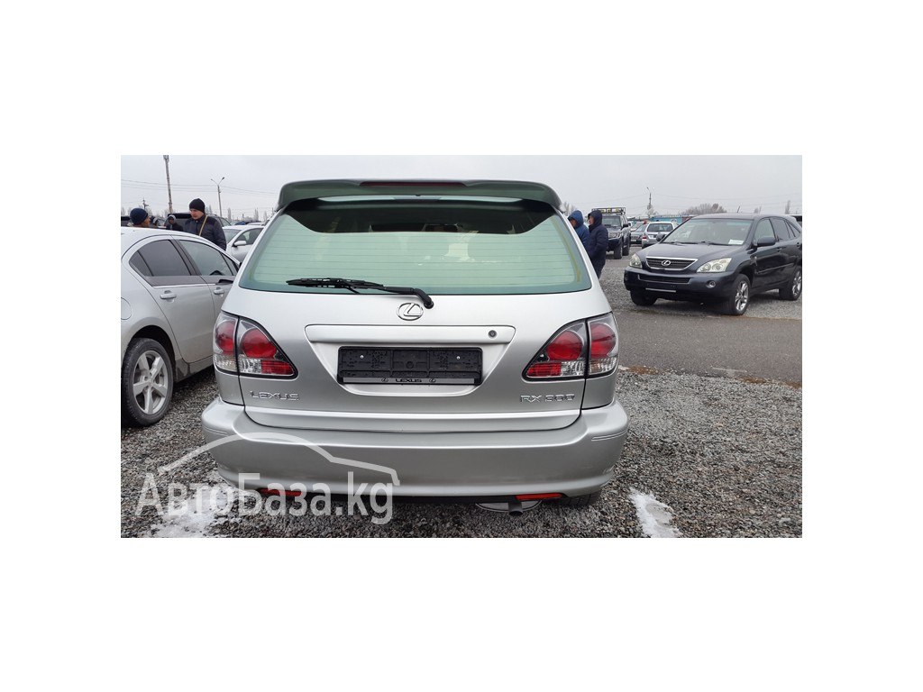 Lexus RX 2003 года за ~685 400 сом