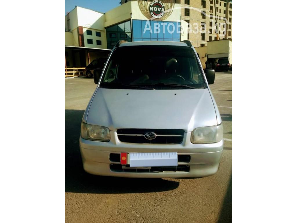 Daihatsu Move 2000 года за ~203 400 сом
