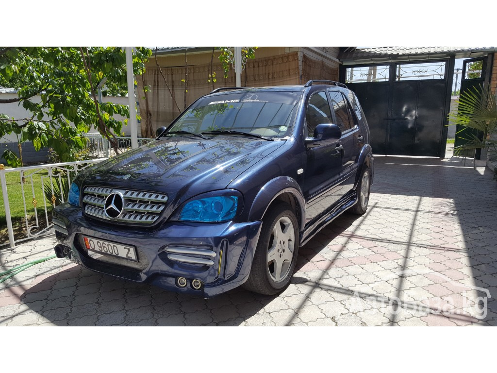 Mercedes-Benz M-Класс 2001 года за ~454 600 сом