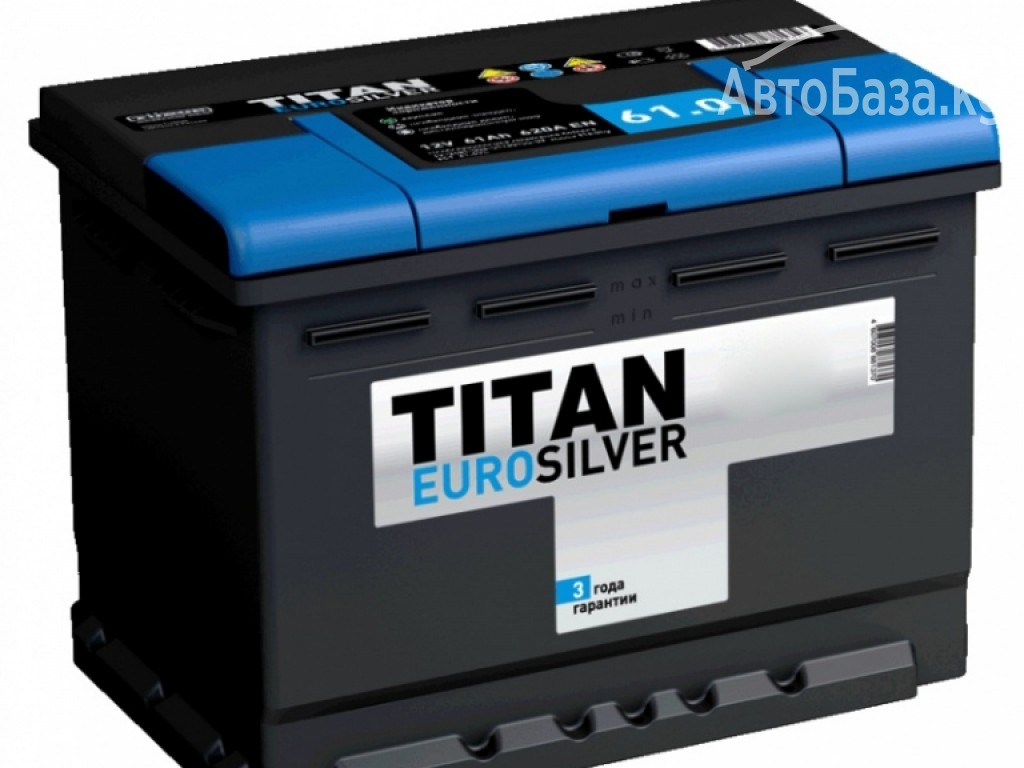 Титан батарея gel