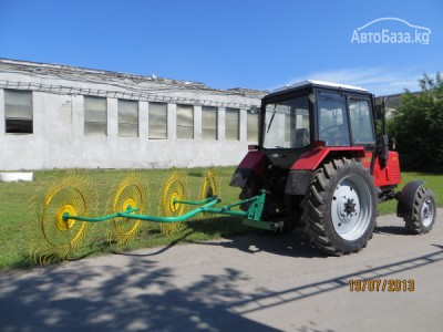 Продажа сельхозтехники в кыргызстане бу. Цены, новости.