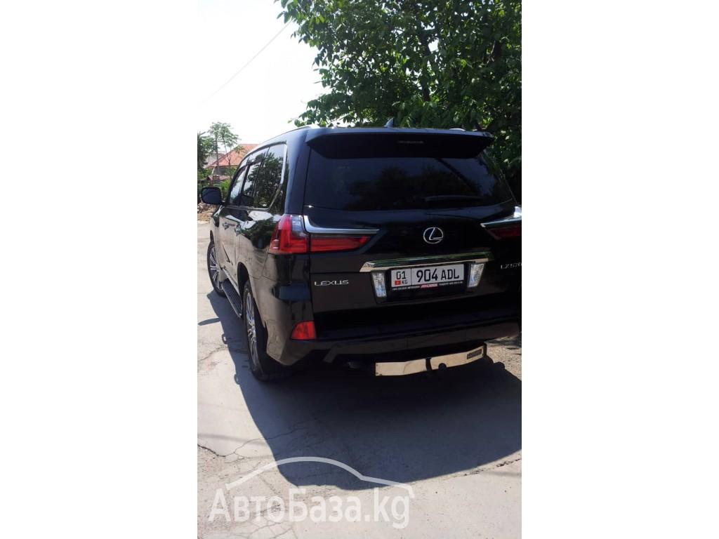 Lexus LX 2016 года за ~7 342 700 сом