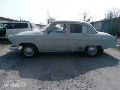 ГАЗ 21 Волга