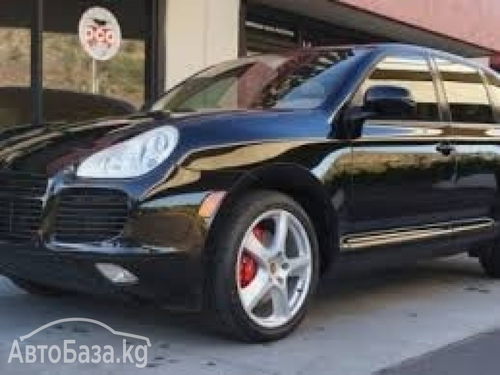 Porsche Cayenne 2005 года за ~1 388 900 сом